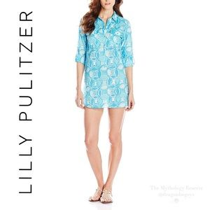 Lilly Pulitzer Captiva Tunic